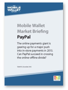 Mobile Wallet Market Briefing: PayPal